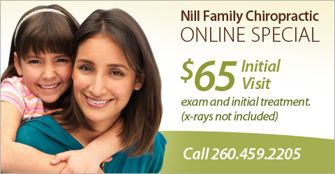Nill Family Chiropractic Coupon